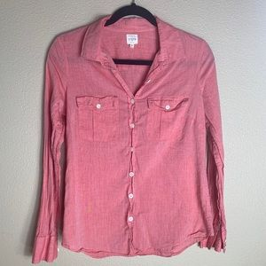 J. CREW | Size Small | Button Down Shirt